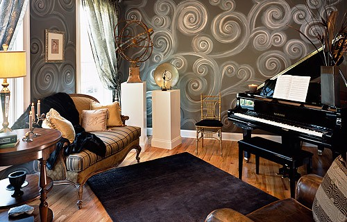 Create Your Own Music Room